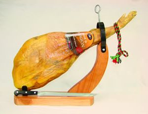 Toledo Serrano Boxed Ham Set (DO Reserva)