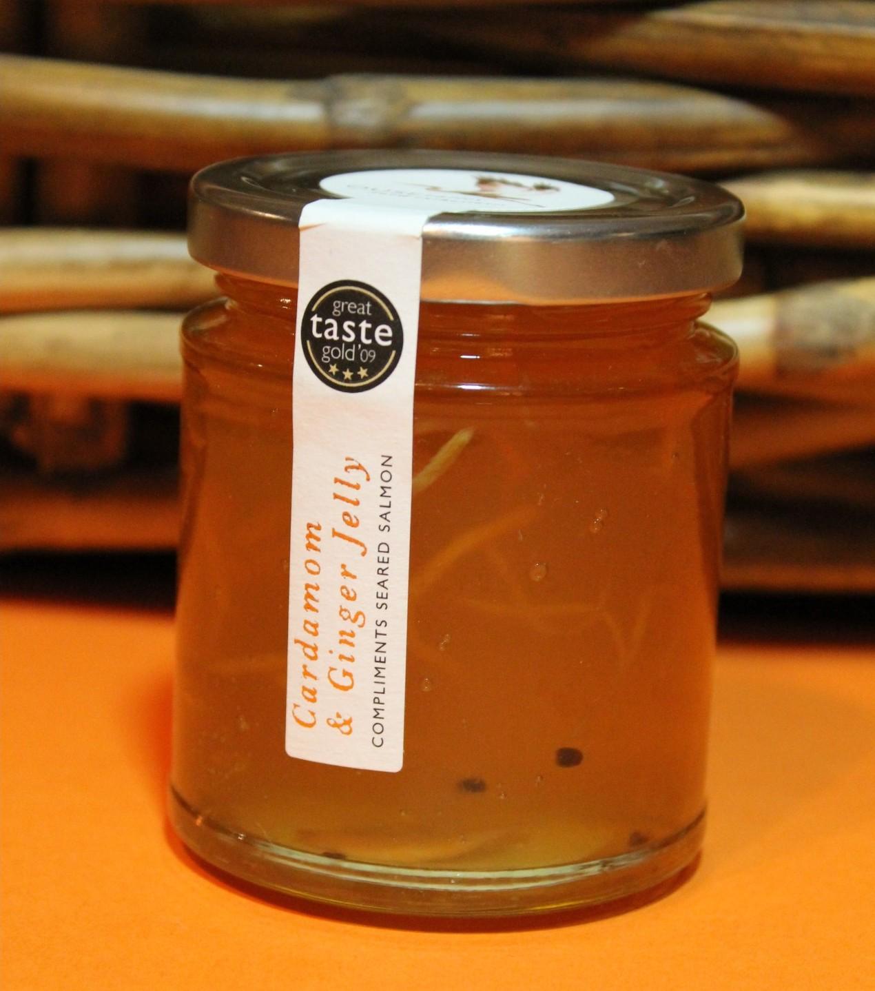 Silcocks Cardamom & Ginger Jelly